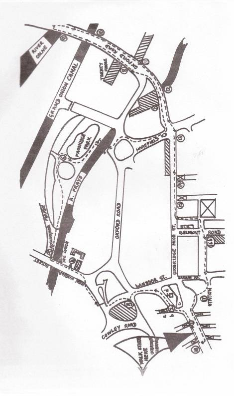 Uxbridge-Guide-Page-6-Map